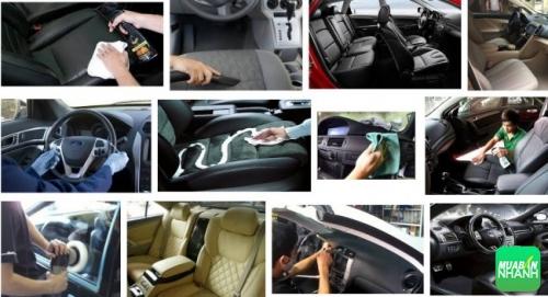 Bảo dưỡng xe Mercedes C180 tốt hơn với 16 mẹo vệ sinh nội thất đơn giản
