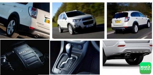 Động cơ, khả năng vận hành Chevrolet Captiva Revv