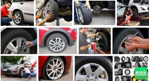 Dấu hiệu nhận biết những hư hỏng thường gặp ở lốp ô tô