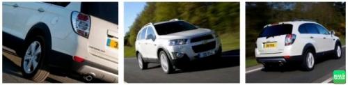 Vận hành Chevrolet Captiva Revv Cần đột phá để nhanh, mạnh hơn