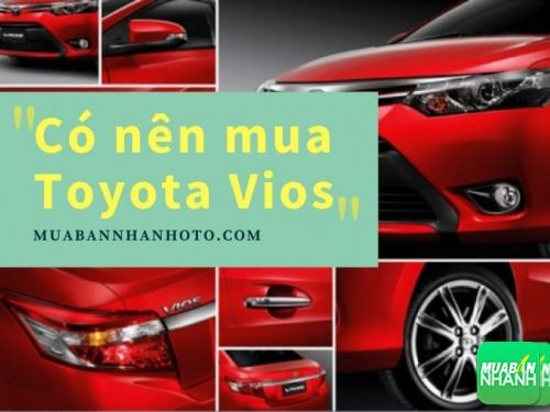 Có nên mua Toyota Vios