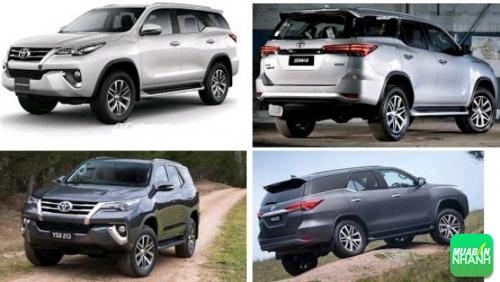 Đánh giá Toyota Fortuner 2017: dòng xe bán chạy nhất trong phân khúc SUV