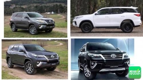 Đánh giá khả năng vận hành và an toàn Toyota Fortuner 2017