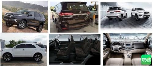Toyota Fortuner thế hệ mới giá từ 981 triệu đồng tại Việt Nam