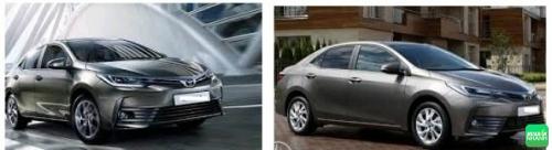 Toyota Altis 2017