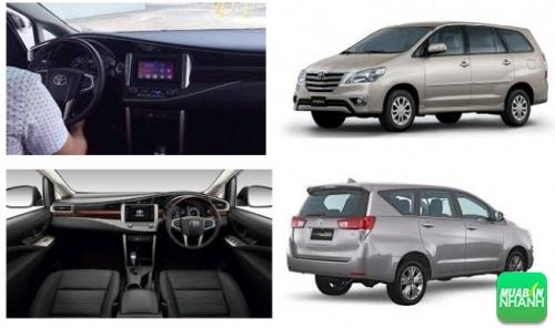 Giá bán Toyota Innova 2017 mới nhất