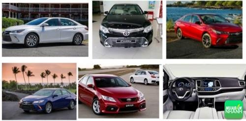 """Toyota Camry 2017 """"chào sân"""" thị trường Việt với giá tầm 1 tỷ"""