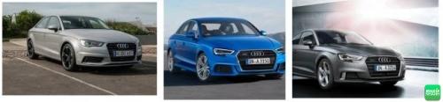 Audi A3 nhỏ gọn thanh lịch