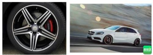 Mercedes A250 AMG là mẫu hatchback thể thao dành cho những người yêu thích tốc độ.