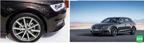 Audi A3 vận hành êm ái