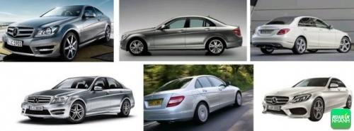 Bí kíp để mua xe Mercedes cũ giá tốt, xe bền cho các dòng C180
