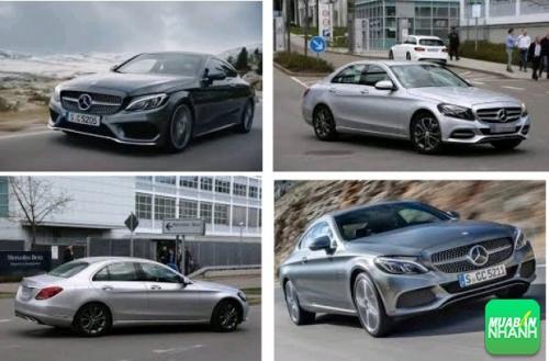 Giá xe Mercedes C200 2017 – sedan hạng sang đáng mua nhất năm