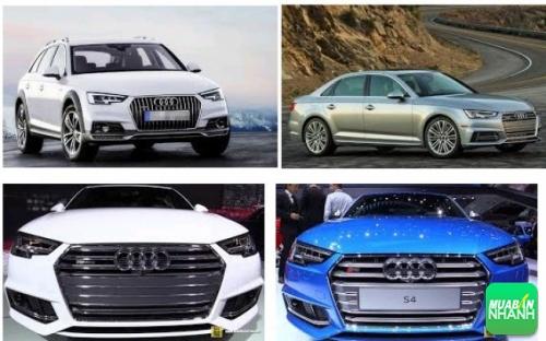 """Audi A4 2016 sở hữu nhiều nâng cấp đáng kể so với """"người tiền nhiệm"""" của mình."""