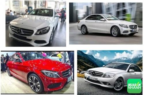 Mercedes-Benz C200 thiết kế sang trọng