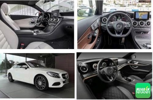 nội thất Mercedes C200