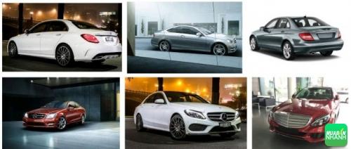 Mercedes-Benz C250 AMG có thiết kế ngoại thất thuần khiết và gợi cảm