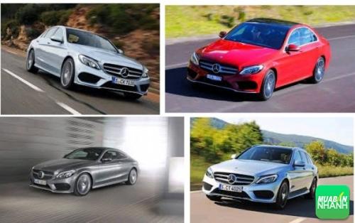 Mercedes-Benz C250 AMG có 5 tùy chọn chế độ vận hành mang đến cảm giác lái thú vị