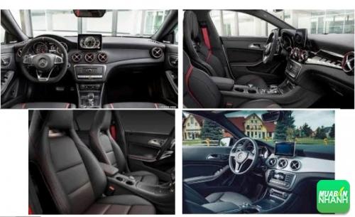 Nội thất Mercedes CLA 200 2017