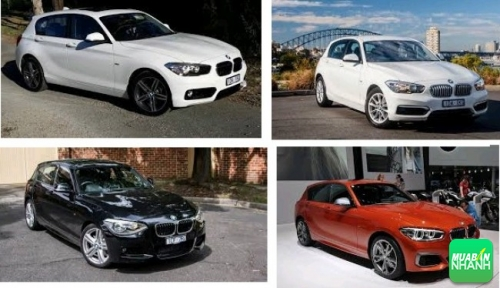 BMW Series 1 – BMW 118i (5 cửa)