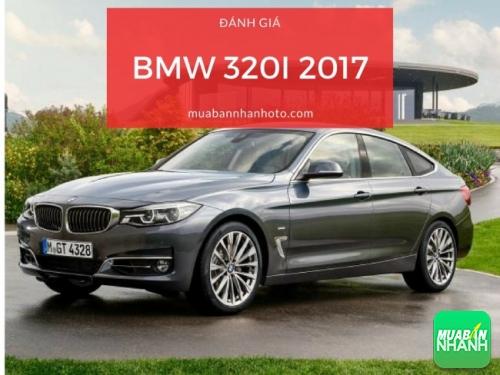 Đánh giá xe BMW 320i 2017