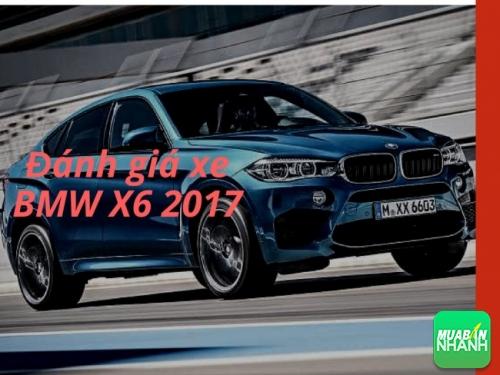 Đánh giá xe BMW X6 2017