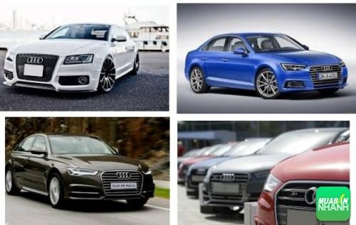 Lịch sử hình thành và ý nghĩa logo thương hiệu hãng xe Audi