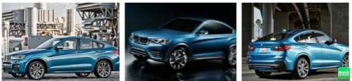 BMW X4 xDrive35i 2017