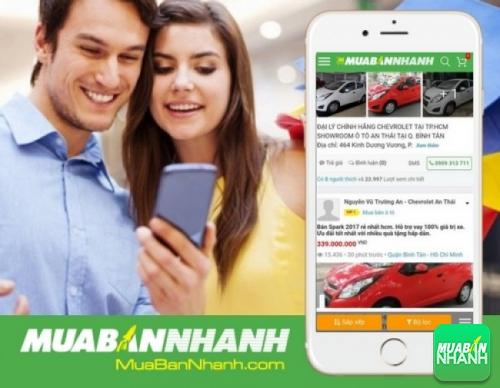 Mua bán xe ô tô Chevrolet Spark tại Mua Bán Nhanh