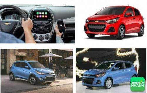 Đánh giá Chevrolet Spark 2017