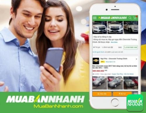 Thông tin mua bán xe Chevrolet Cruze tại Mua Bán Nhanh