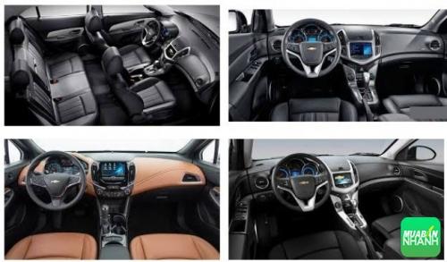 Đánh giá Chevrolet Cruze 2017