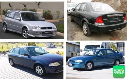 Xe ô tô cũ giá rẻ Ford Laser 2000 – 2005