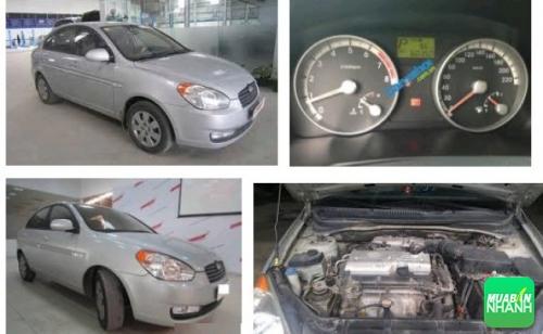 Hyundai Verna 1.4 AT 2008