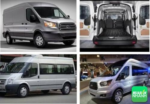 Đánh giá xe Ford Transit 16 chỗ 2017