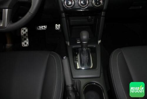 Subaru Forester 2017 được trang bị khối động cơ xăng Boxer 4 xi-lanh với tổng dung tích 2.0 lít, tạo ra công suất tối đa 148 mã lực tại vòng tua máy 6.200 vòng/phút và moment xoắn cực đại 198Nm tại 4.200 vòng/phút.