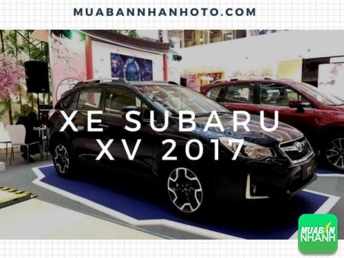 Xe Subaru XV 2017