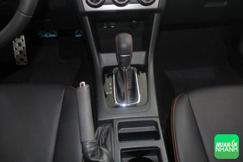 Phiên bản Subaru XV 2017 mới vẫn trang bị động cơ xăng 2.0L, 4 xi-lanh, cung cấp 148 mã lực tại vòng tua 6.200 vòng/phút và 196Nm tại vòng tua 4.200 vòng/phút. Hệ thống dẫn động 4 bánh danh tiếng Active Torque Split AWDsẽ tính toán và phân bổ sức kéo 4 bánh thông qua hộp số vô cấp CVT với 6 cấp số ảo.