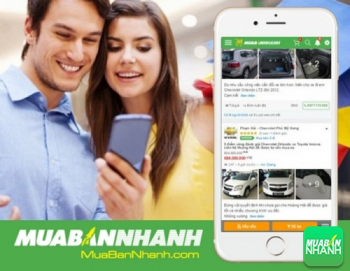 Mua bán xe ô tô Chevrolet Orlando tại Mua Bán Nhanh