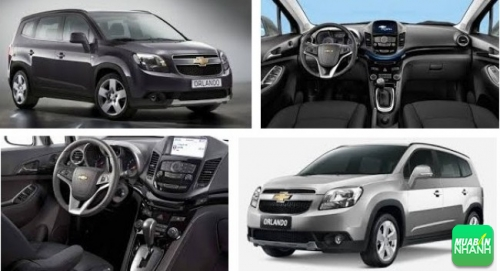 Có nên mua xe Chevrolet Orlando 2017