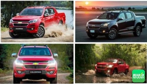 Đánh giá Chevrolet Colorado High Country 2017