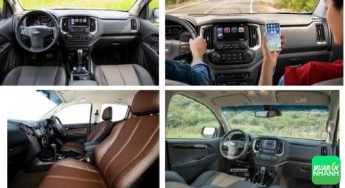 Giá xe Chevrolet Colorado High Country 2017