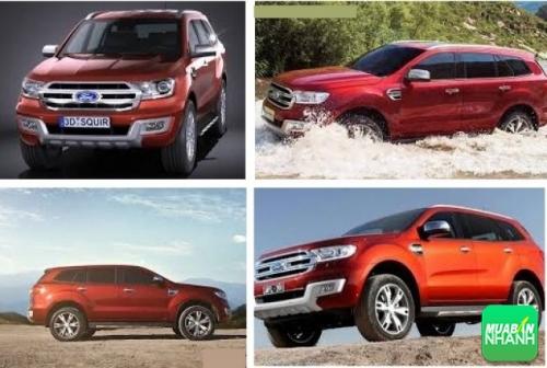 Giá xe Ford Everest 2017 bao nhiêu?