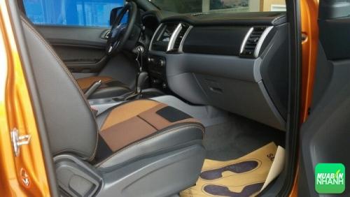 nội thất Ford Ranger Wildtrak 3.2 2017