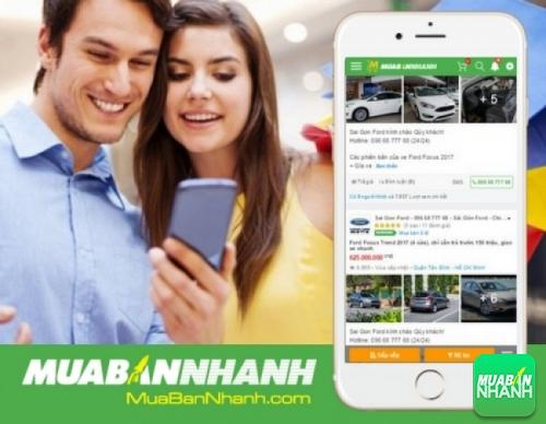 Mua bán xe ô tô giá trên 600 triệu - 800 triệu tại Mua Bán Nhanh