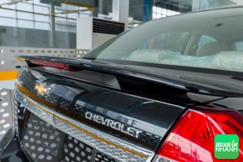 Đuôi xe Chevrolet Aveo LTZ
