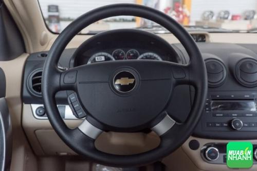 Vô lăng Chevrolet Aveo LTZ 2017
