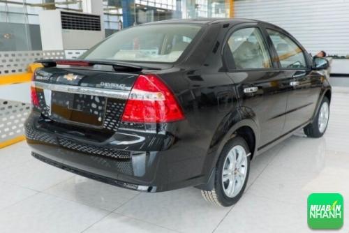 Xe Chevrolet Aveo LTZ 2017