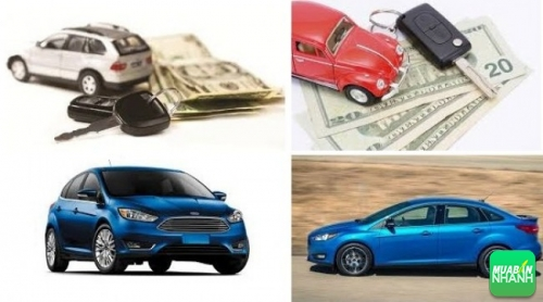 Mua xe Ford Focus trả góp