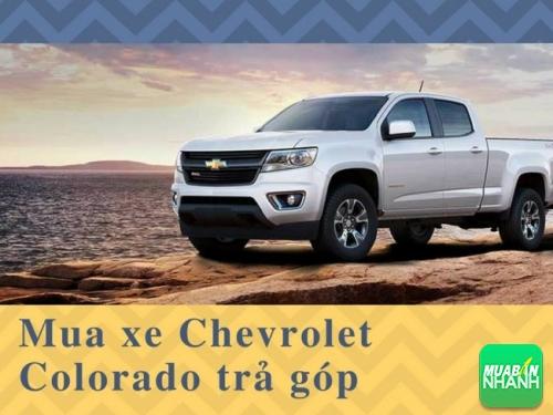 Mua xe Chevrolet Colorado trả góp, cần lưu ý những gì?