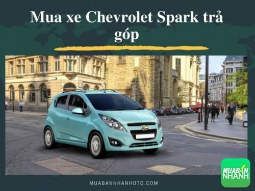 Mua xe Chevrolet Spark trả góp, những vấn đề về lãi suất